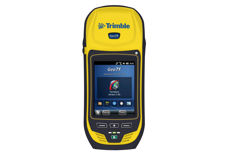 Allterra DNO - GNSS Systeme Trimble Geo 7 Serie