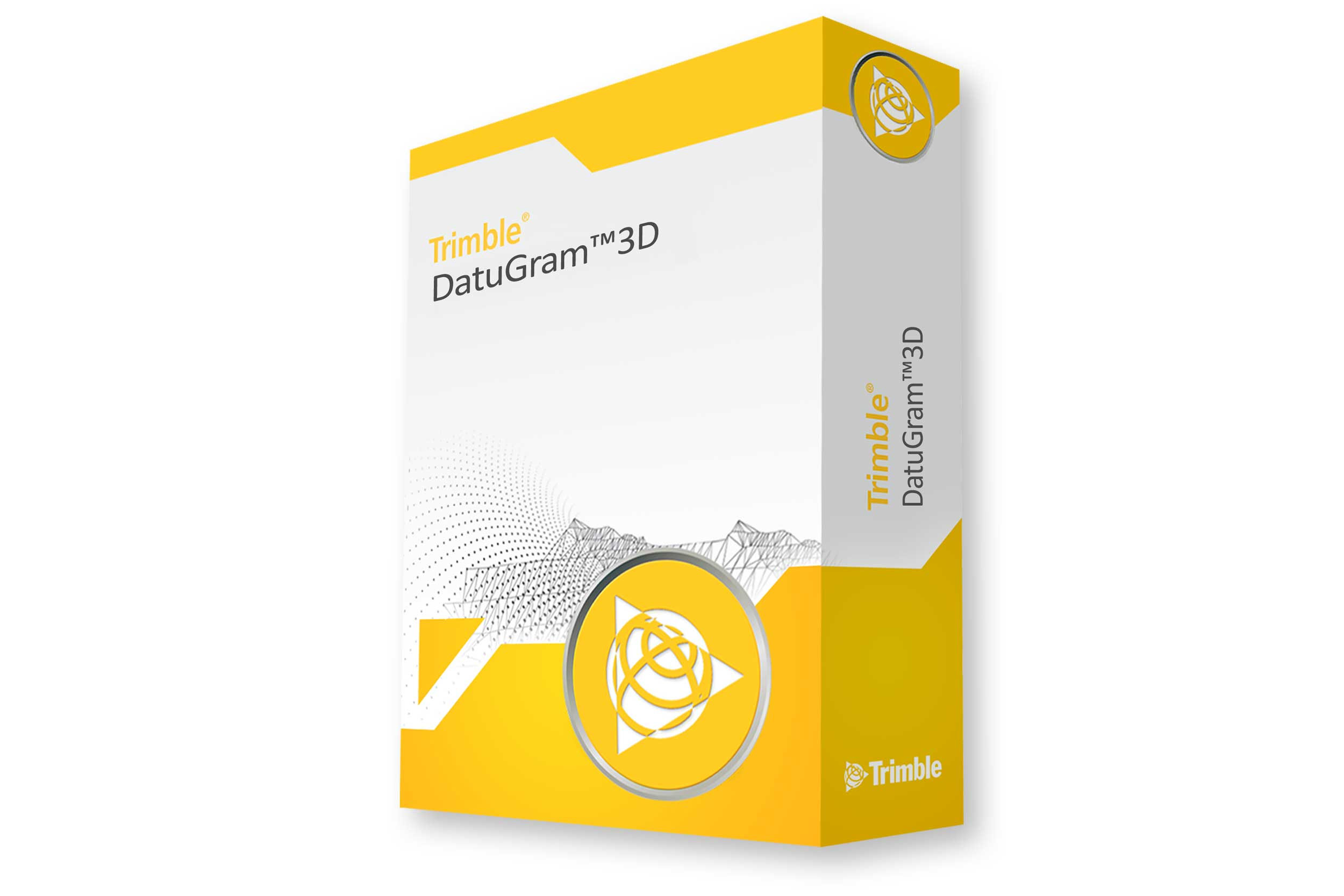 Bürosoftware Trimble Datugram 3D