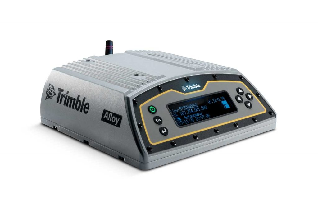 GNSS Systeme | Trimble Alloy