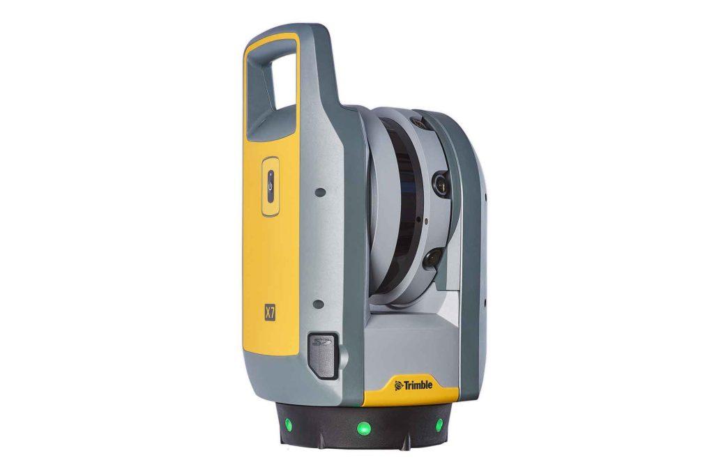 Herzog Vermessungstechnik |Trimble X7 |3D-Laserscanner